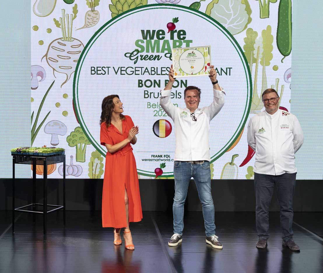 weresmartworld awards 2020 number 1 belgium