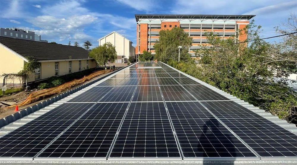 george municipality solar